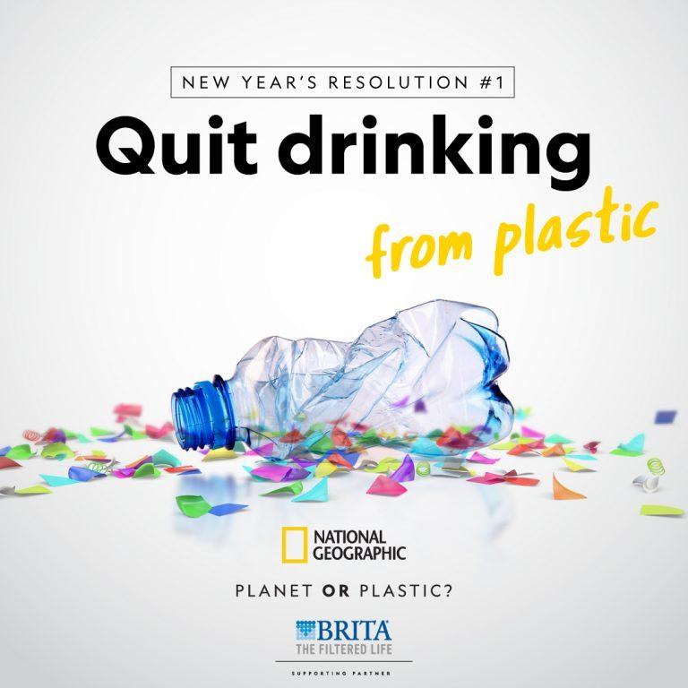 Quit Drinking Plastic