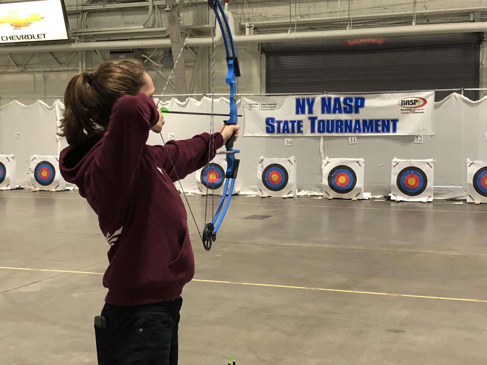 Female Archer NASP