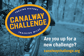 The Canalway Challenge 2019 logo