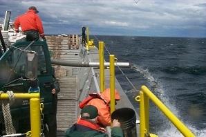Barge stocking