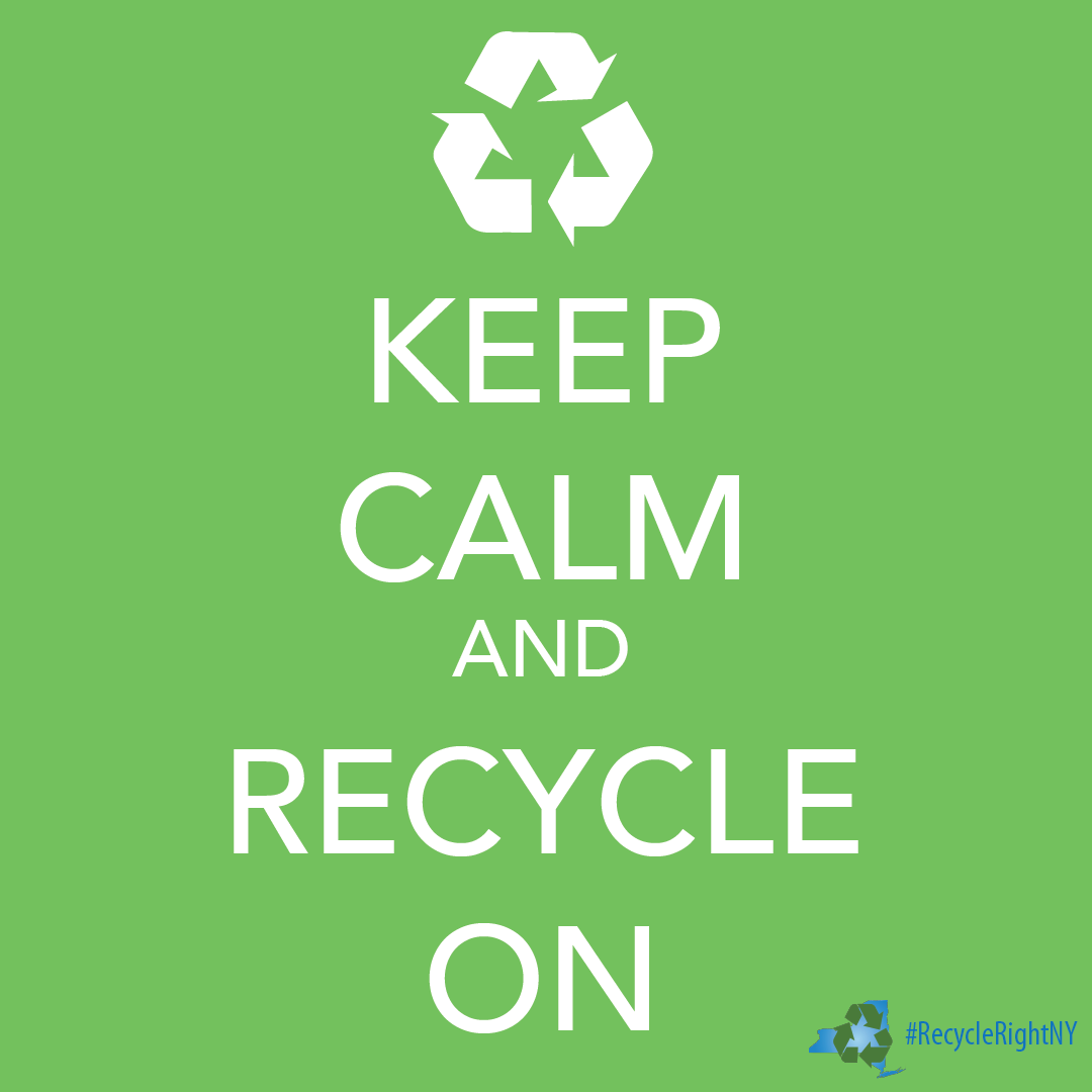 keep cal and recycle