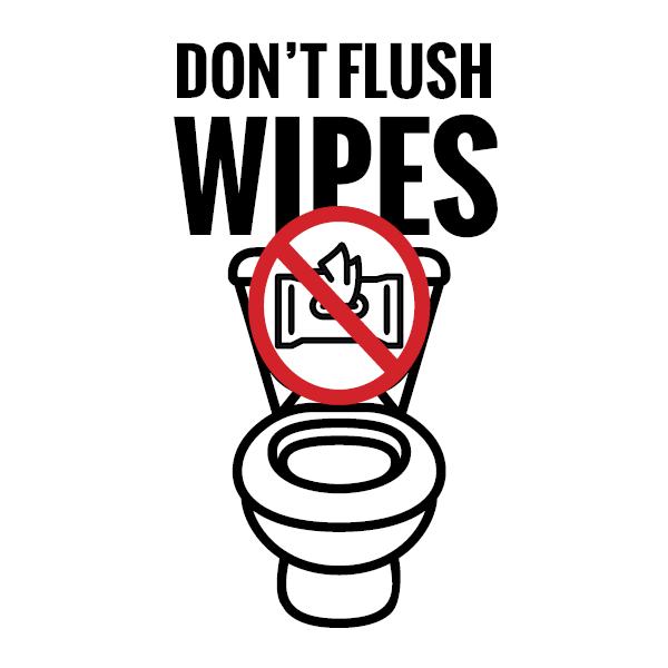 Flush Responsibly