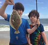 Summer flounder