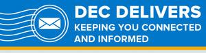 DEC Delivers logo
