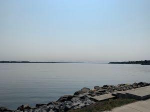 A View of Seneca Lake