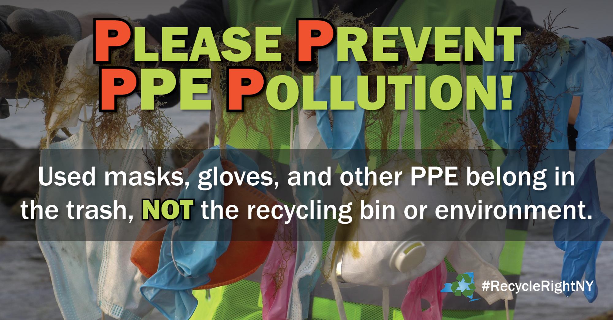 PPE Pollution