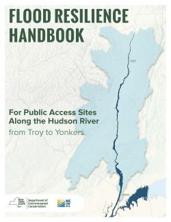 Image of cover of Flood Resilience Handbook for Public Access Sites Along the Hudson River