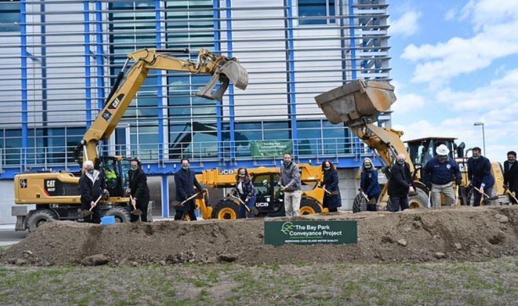 Bay Park Construction