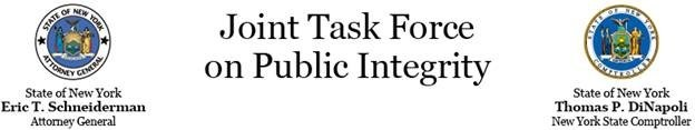 Joint Task Force On Public Integrity