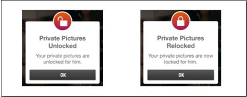 La aplicación Jack'd contiene ajustes para desbloquear y volver a bloquear