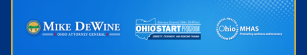 Joint Ohio START Banner, AG, Ohio MHAS