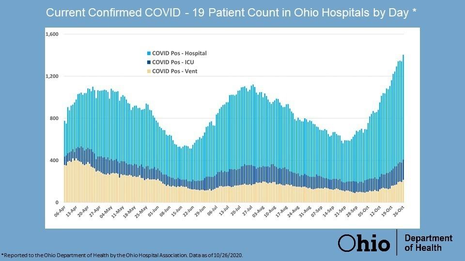Confirmed COVID-19 Patient Count