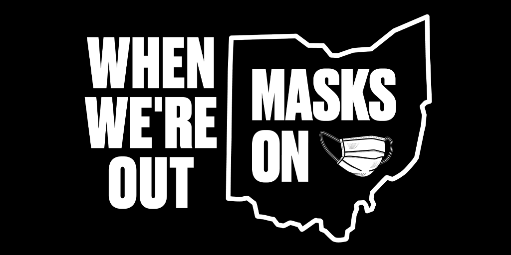 When We're Out - Masks On