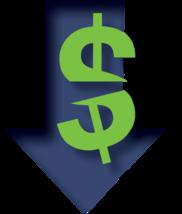 Rate Cut logo