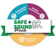 Safe + Sound logo