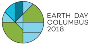 Green Columbus logo