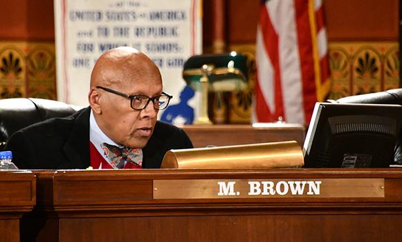 CM Mitch Brown