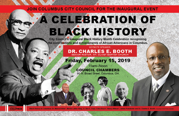 Black History Month Program