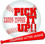 Columbus Litter League graphic