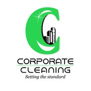 Corporate Cleaners Inc. logo