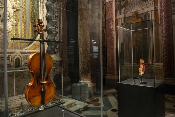 paganini violin