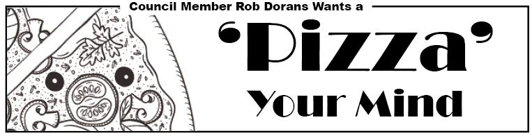 Dorans Pizza Header