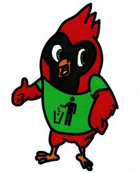 Scarlet the Cardinal