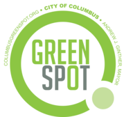 GreenSpot logo with transparent background