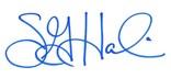 hardin signature
