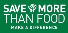 Save more than food logo