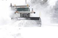 D8 Snow Plow 1