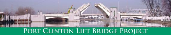 Port Clinton Lift Bridge Header