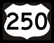 US 250