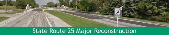 SR 25 Major Reconstruction