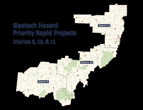 Geotech Map