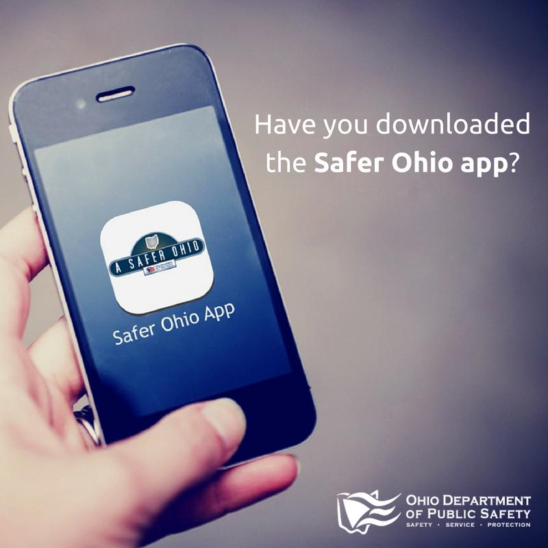 Safer Ohio App ad