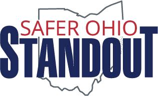 Safer Ohio Standout logo