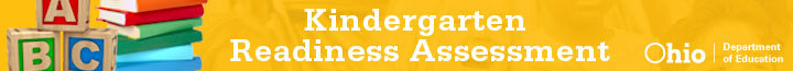 Kindergarten Readiness Banner