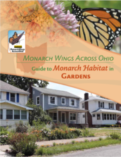 Monarch Wings Across Ohio Planting Guide Cover