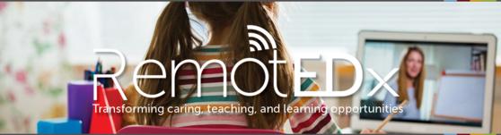 RemotEDx graphic image