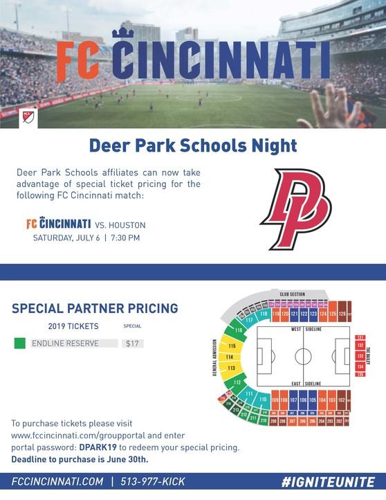 FC Cincinnati flyer