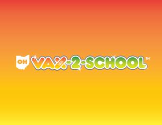 Vax2School Logo