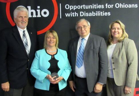 2015 Denise Joanne Weisenborn Service Award