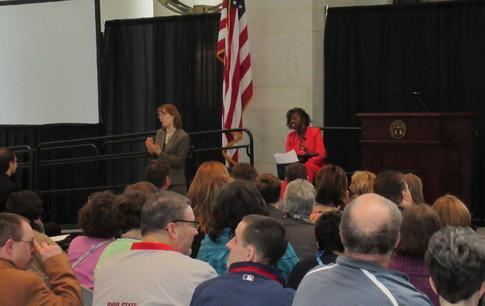 DD Advocacy Day 3-11-16 Focus