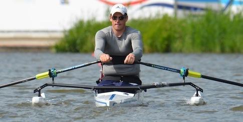 Blake Haxton Para Rowing