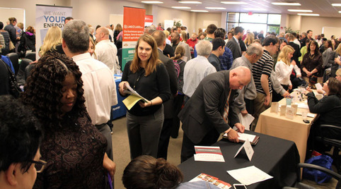 Canton Job Fair 05182016