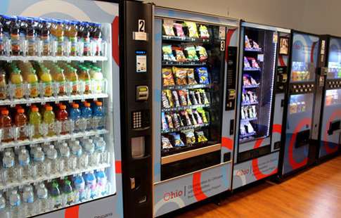 Business Enterprise Program Vending Machines