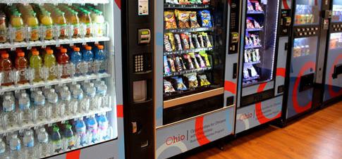 Business Enterprise Program Vending Machines