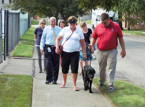 Service Dog Awareness in Ohio