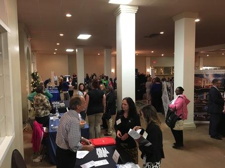 crowd at Toledo Job Fair